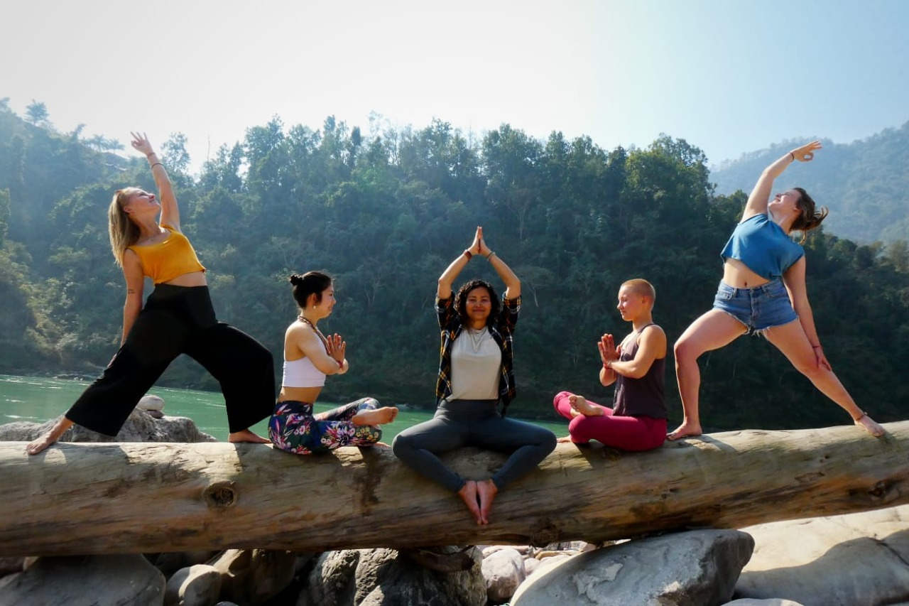 Why Are Yoga And Travel The Essentials Of Good Health